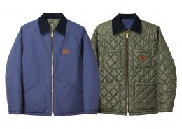 SD Reversible Duck Work Jacket W Quilted