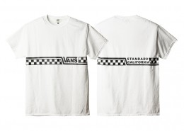 VANS x SD Checker Logo T