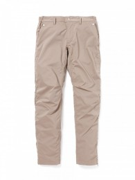 Alpinist Easy Pants Tapered Fit PolyTwill Pliantex