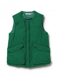 Trooper Down Vest - Cotton Weather Cloth
