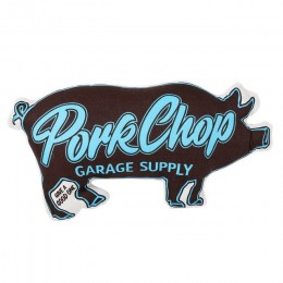 PORKCHOP GARAGE SUPPLY - Pork Cushion / BRN × TRQ
