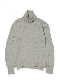 Dweller Turtle Neck - Wool Solid
