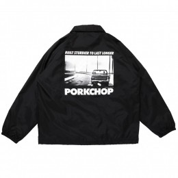 C10 Photo Coach Jacket / BLACK
