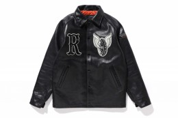RATS x NH / T.R.R Leather JKT